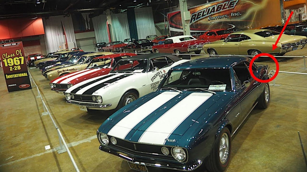 Wow Muscle Car And Corvette Nationals 2017 Youtube