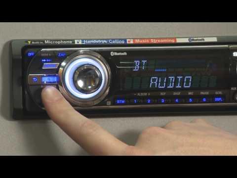 LearnTV Pairing Bluetooth on Xplod car stereos