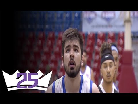 Andre Paras 11 Points Full Highlights (7/4/2017)