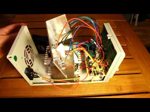 Huakko APS 3005D 30V 5A Power Supply - Review Part 2 Teardown and Repair of this DoA Unit #012