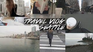 SEATTLE VLOG // Siena Mirabella