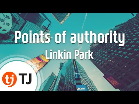 [TJ노래방] Points of authority - Linkin Park / TJ Karaoke