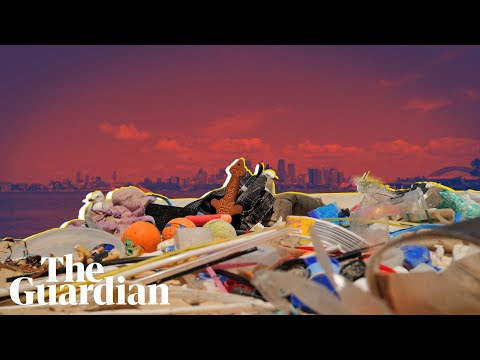 Welcome to Australia's plastic beach