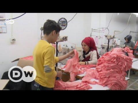 Child labor takes toll on refugee children | DW English