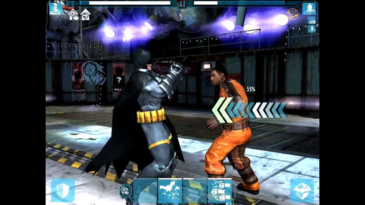 Игры бэтмен на андроид скачать