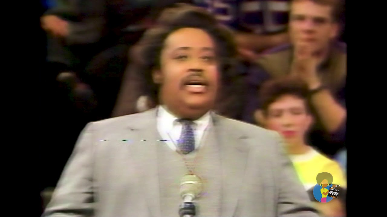 Morton Downey Jr. Show (1988) | feat. Rev. Al Sharpton