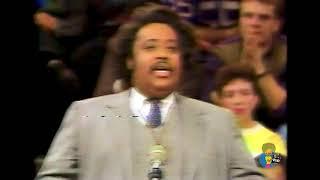 Morton Downey Jr. Show (1988)   feat. Rev. Al Sharpton