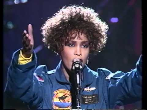 Whitney Houston: Star Spangled Banner (1991 HBO Special)