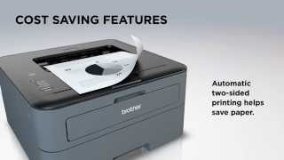 Compact, Personal Laser Printer with Duplex | Brother™ HL-L2320D