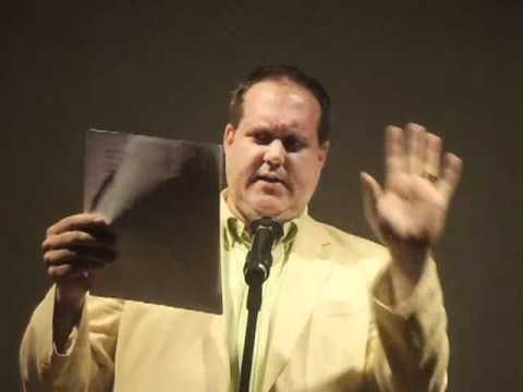 Timothy Patrick McCarthy reads at Literary Firsts