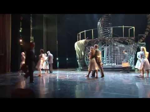 Балет мюзикла «Граф Орлов» - к Дню Великой Победы