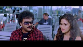 Ravichandran irritates Sadha Comedy Scene   Mallikarjuna Kannada Movie   New Kannada Comedy Videos