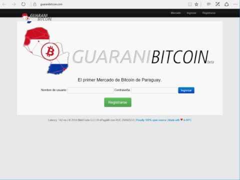 Guía de donde comprar bitcoin en paraguay, pues fácil no es.