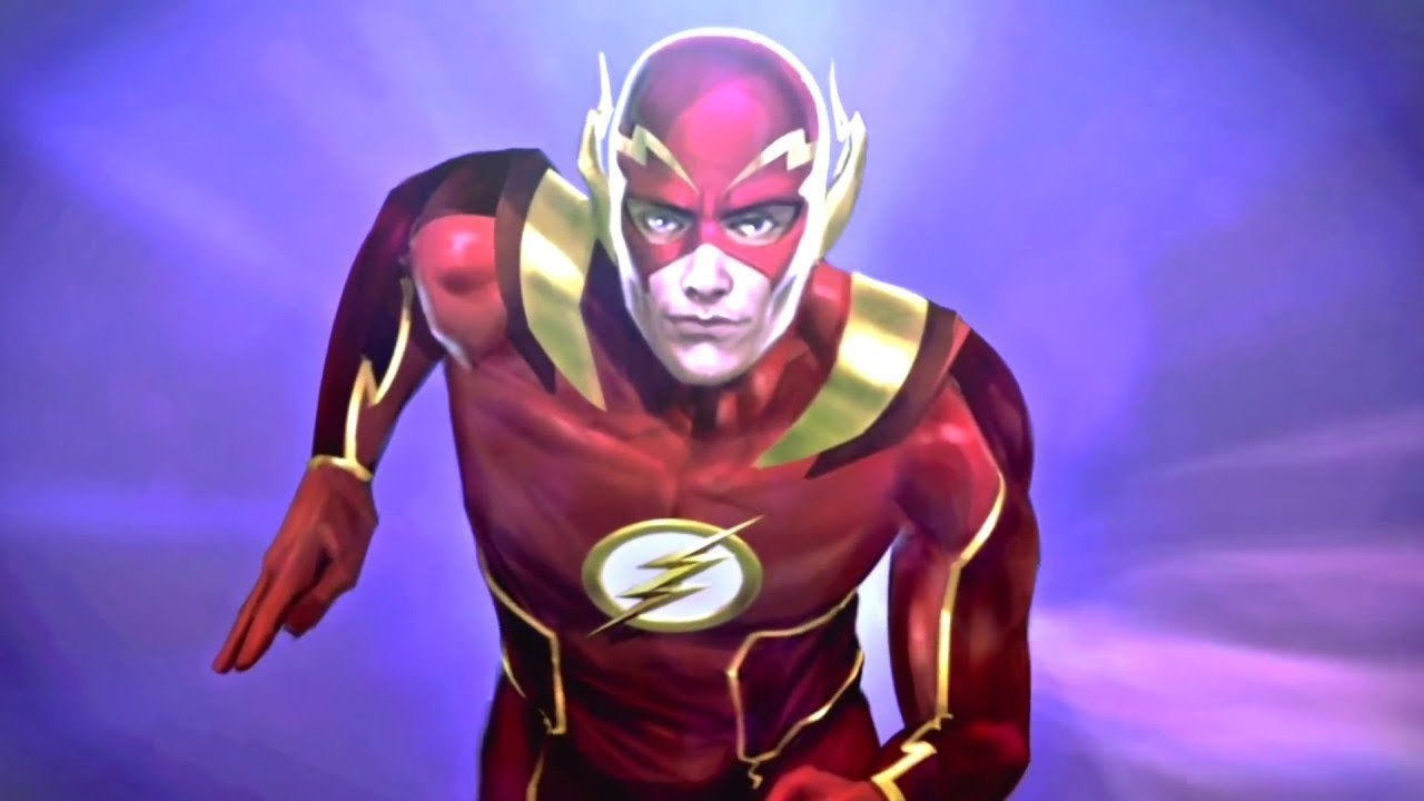 Download Animation Full Movies The Flash Story Injustice 2017