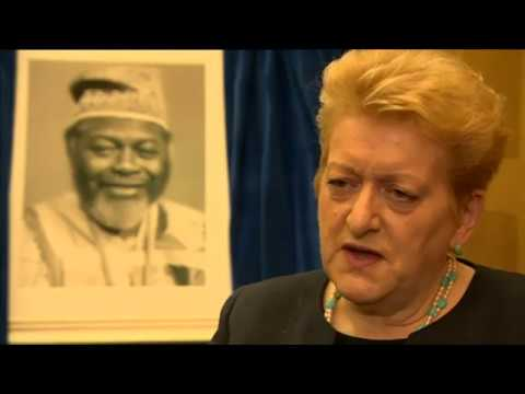 Portrait of Bernie Grant unveiled in Parliament - Wendy Hurrell reports
