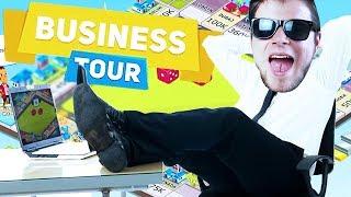 CWANIAKOWALI I PRZEGRALI! | Business Tour [#51] (With: Plaga)