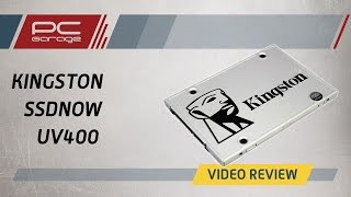 pC Garage  Video Review SSD Kingston SSDNow UV400 240GB