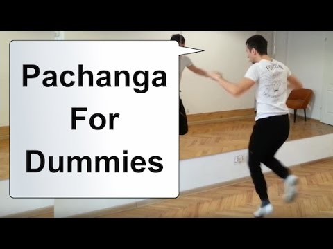Pachanga Basics | Salsa Footwork Lesson #5
