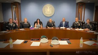 NY Area Fire Commissioners Call for New 9/11 Investigation