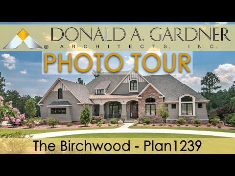 the birchwood - plan #1239 - youtube
