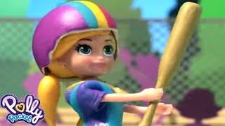 Polly Pocket💜🌈Best Toy Play Adventures!💜🌈Polly Pocket Toy Play Compilation💜🌈Videos For Kids