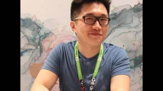 Comics Alternative Interviews: Ethan Young