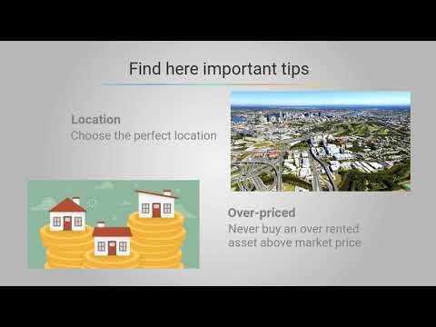 Important rules to know before investing in Real Estate at Darwin.
