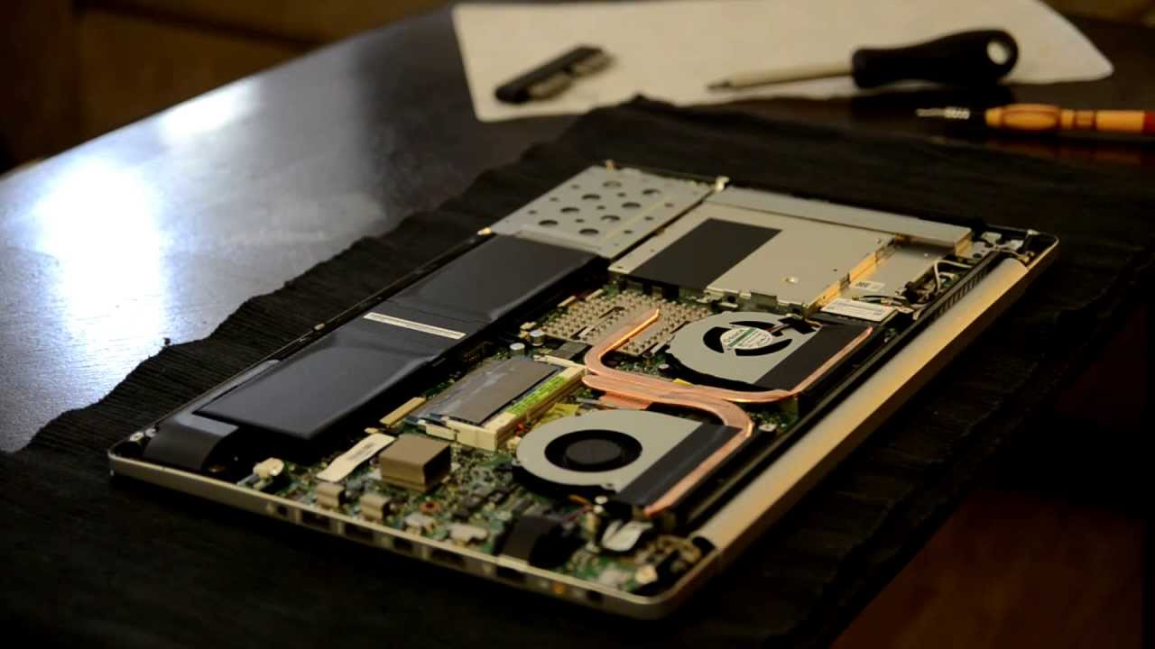 Asus N550j Disassembly -  Completepc Ca