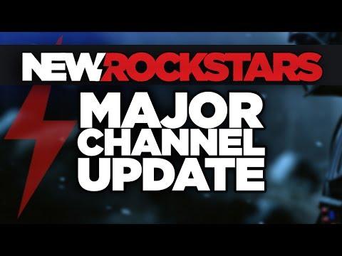 NEWROCKSTARS UPDATE - BIG ANNOUNCEMENTS!