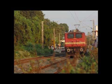 Train Announcement: Mumbai CST - Trivandrum Weekly Express