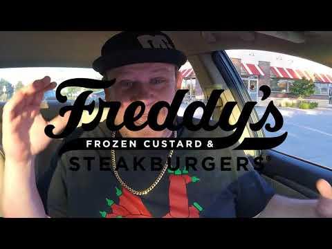 Freddy's ☆CRISPY CHICKEN SANDWICH☆ Food Review!!!