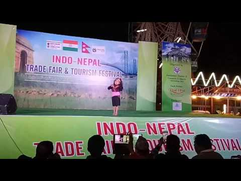 indo nepal trade fare in dehradun