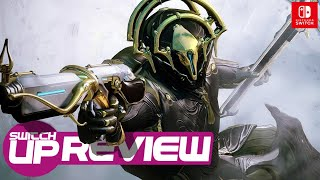Warframe Switch Review - INCREDIBLE...HOW IS THIS FREE!?