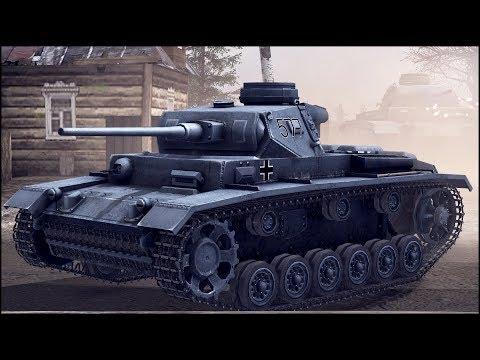 25 PANZER III Vs 15 T-34