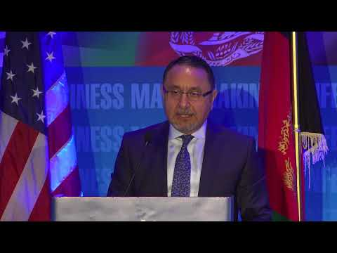 Ehsan Bayat, Bayat Group Chairman AACC BMC 2018