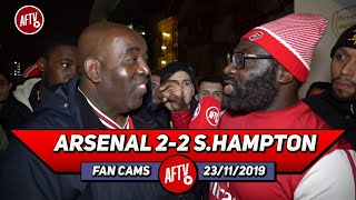 Arsenal 2-2 Southampton | The Players Aren't Playing For Unai Emery! (Kenny Ken)