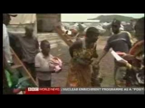 Congo Refugees Life in Limbo 1 of 2 BBC Documntary