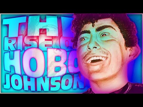 THE RISE OF HOBO JOHNSON AND THE PEACH SCONE