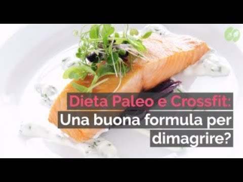 Esempio dieta paleo crossfit