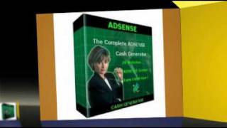 How To Make Money With Google Adsense Instant Cash Template