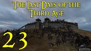 M&B: Warband (The Last Days 3.3 - Mordor) - War of Attrition #23