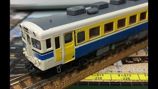 TOMIX Nゲージ JR キハ58系ディーゼルカー(氷見線・キサハ34)セット