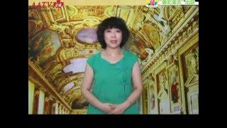 姜宏美术世界名画赏析二度创作课—瓦西里.康定斯基Jianghong