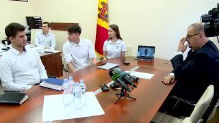 Презентация образовательного проекта связанного с дистанционным обучением студентов