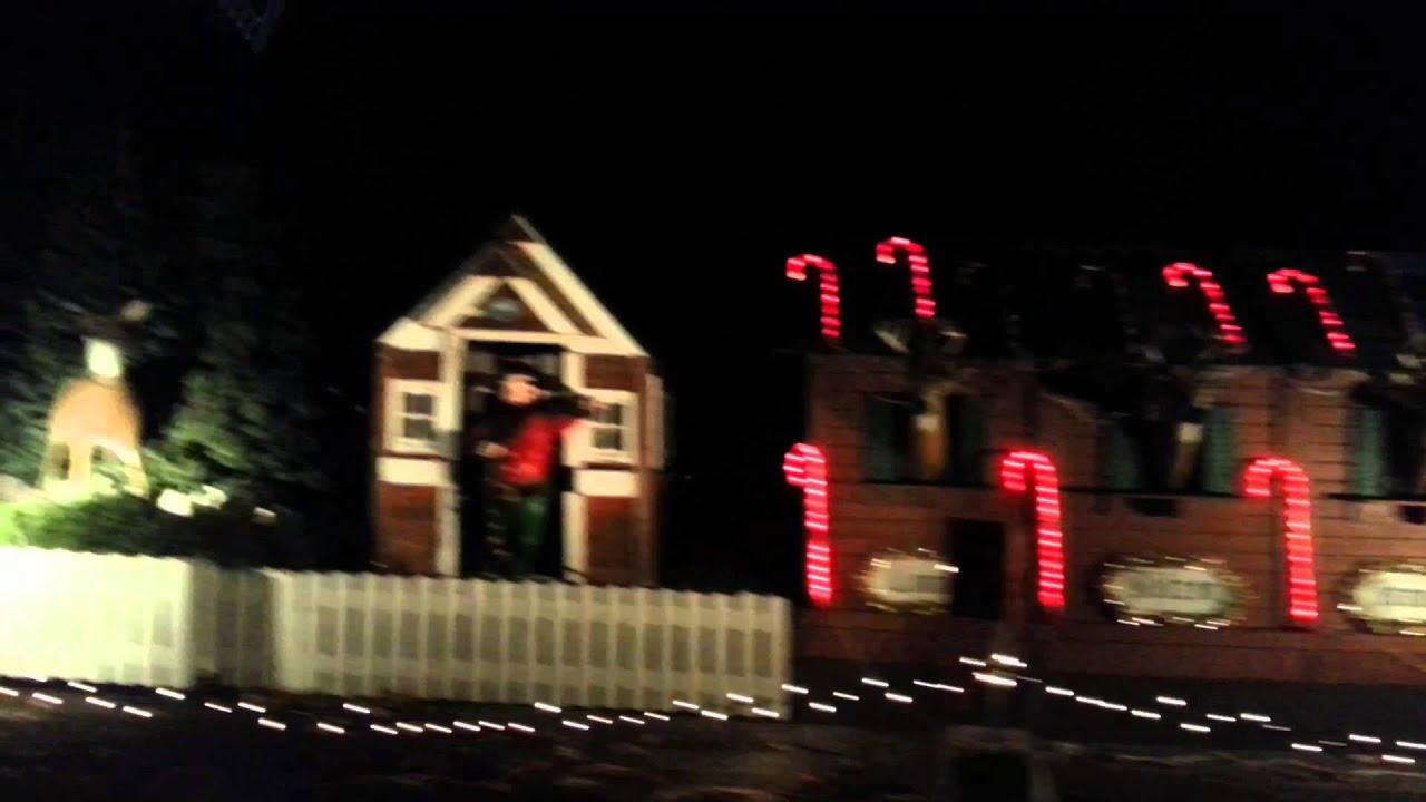 City of Christmas Keokuk Iowa 2014