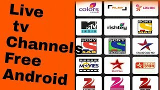 #6-LIVE TV | Free TV |  How to get all TV channels on mobile for free | NO ROOT