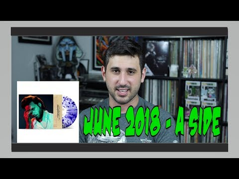 Incoming Vinyl/New Record Releases: June A-Side 2018