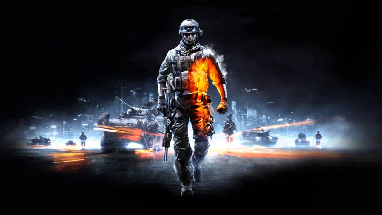Battlefield 3 Dreamscene animated wallpaper 1 - YouTube