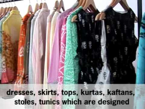 Manufacturing Of Ladies Clothing With Latest Machineries.