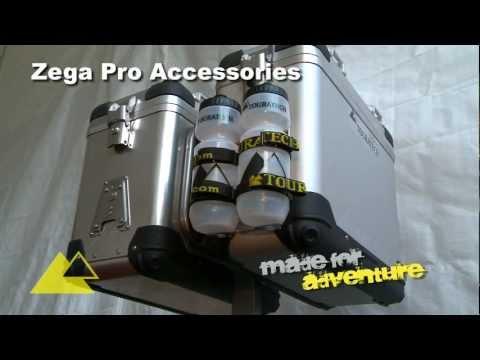 Accessories for Zega Pro Panniers